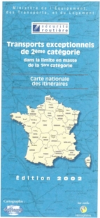 carte F 2eme categorie